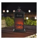 EasyMaxx LED Lantern - Flame effect & Warmth