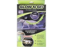 Glo N Go – Refecterende hondenriem
