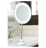 Flexible Mirror, make-upspiegel met lamp