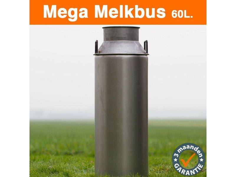 Melkbus 60 Liter Nieuw Mega Formaat Mét Garantie