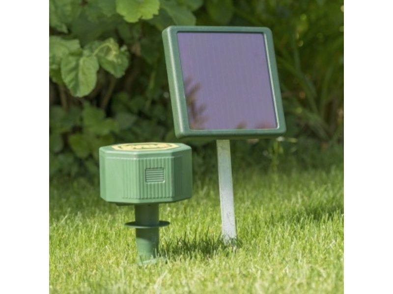 Windhager Mollen Stop Solar voor Professioneel Ultrasoon Mollen Verjagen tot 1000m²
