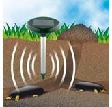 Weitech Solar Mollen Verjager WK0677 voor Effectief Mollen Verjagen tot 350m²
