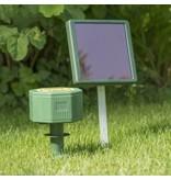 Windhager Woelrat Stop Solar voor Professioneel Ultrasoon Woelratten Verjagen tot 1000m²