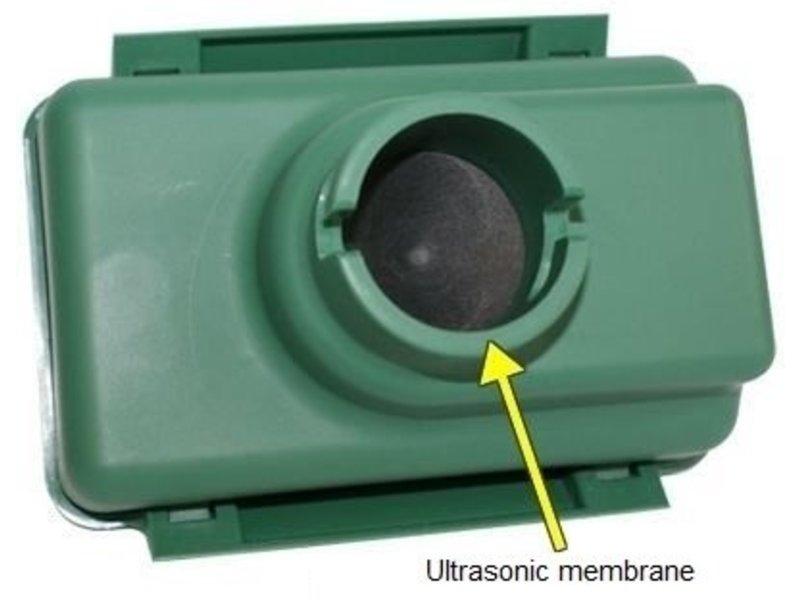 Weitech Mollen Verjager WK0675 Ultrasoon Mollen Verjagen tot 100m²