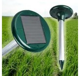 Weitech Solar Woelrat Verjager WK0677 voor Effectief Woelratten Verjagen tot 350m²