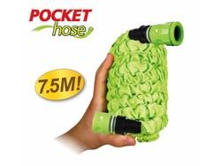 Bekend van TV Pocket Hose 7,5m