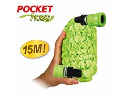 Bekend van TV Pocket Hose 15m