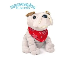 Interactive Plush Pals - Patch (dog)