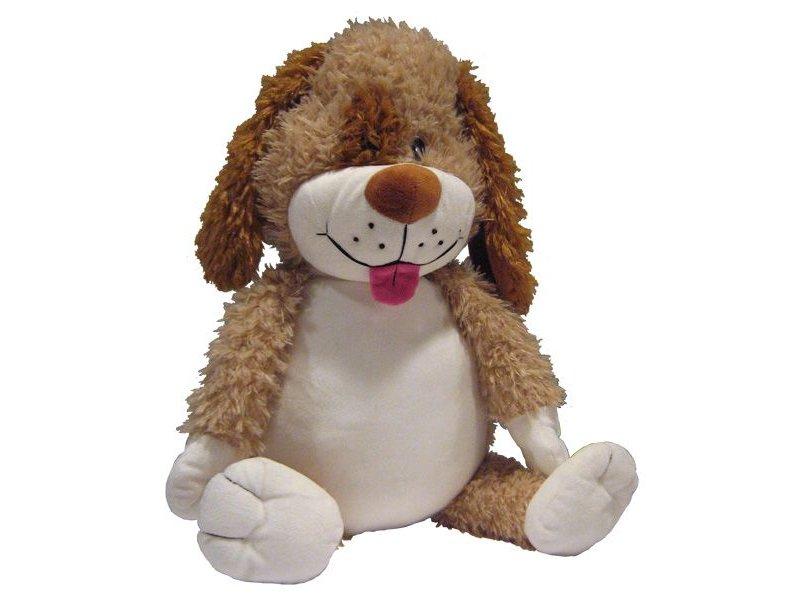 Happy Nappers Knuffelkussen Hond