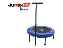 Jump Up Fitness Trampoline Deluxe