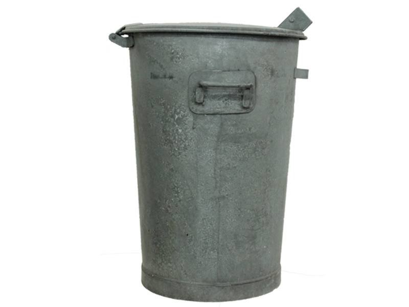 Zinken Vuilnisemmer 90 liter