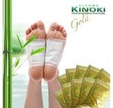 Kinoki Gold Detox Voetpleisters