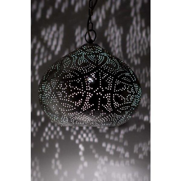 Hanglamp Ameera zilver union