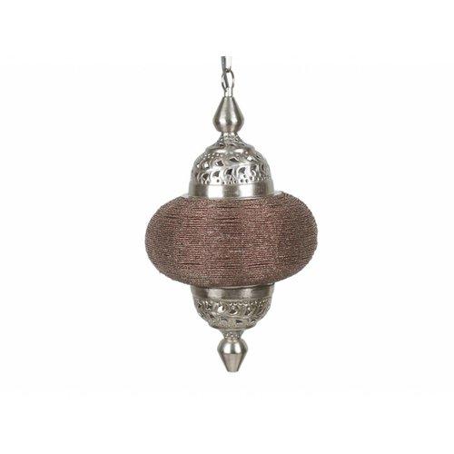 Hanglamp Casablanca klein paars - SALE