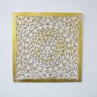 Wandpaneel Goud zonder verlichting
