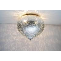 Plafondlamp Ameera zilver union