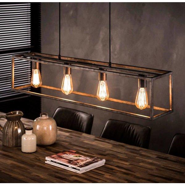 Hanglamp Bennet in 3 afmetingen + led lampen cadeau