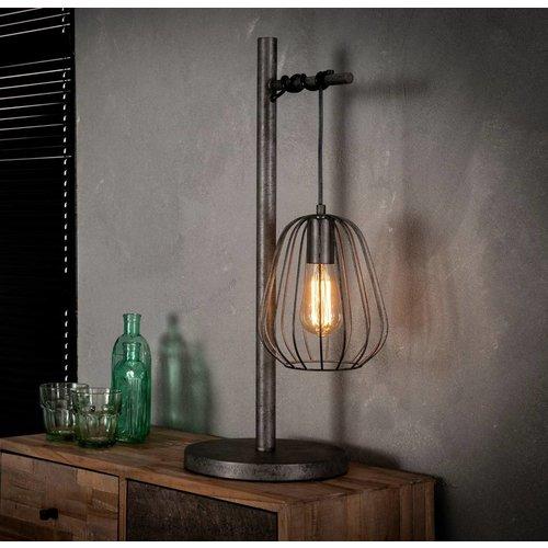 Tafellamp Phillipa + led gloeilamp cadeau