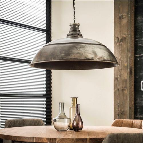Hanglamp Hunter + led lamp cadeau