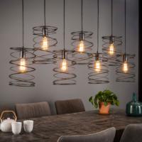 Hanglamp Schmidt + 7 led lampen cadeau