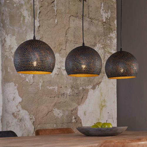 Hanglamp Parra + 3 led lampen cadeau