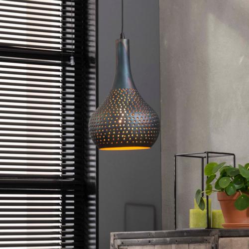 Hanglamp Ciara in 2 kleuren + 1 led lamp cadeau