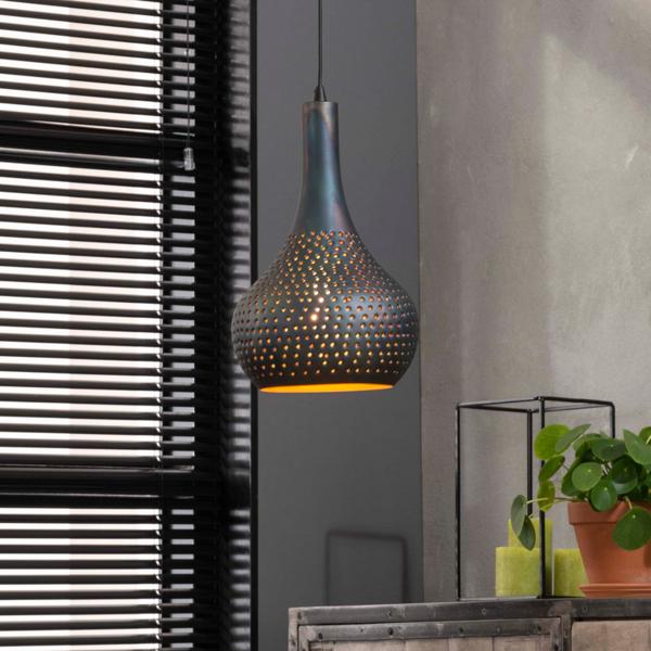 Hanglamp Ciara in 2 kleuren + 1 led gloeilamp cadeau
