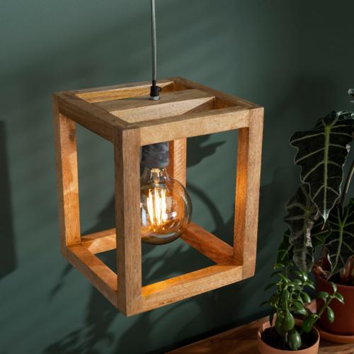 Hanglamp Hamilton 1L + led gloeilamp cadeau