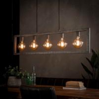 Hanglamp Rush in 2 afmetingen + led gloeilampen cadeau
