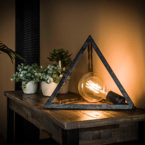 Tafellamp Key + led gloeilamp cadeau