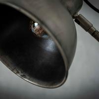Tafellamp loft hinged + led gloeilamp cadeau