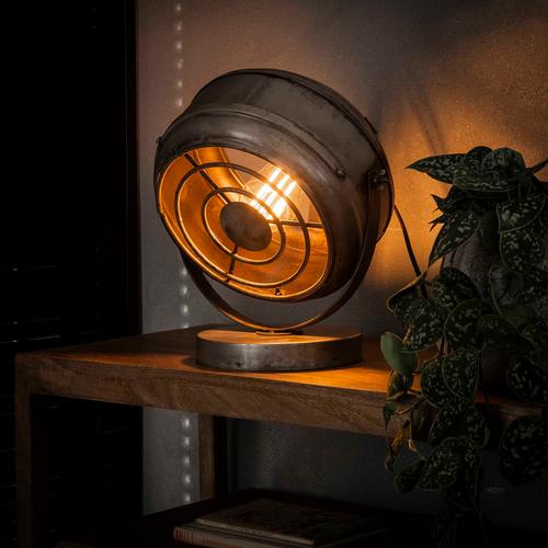 Tafellamp beam + led gloeilamp cadeau