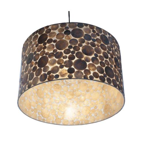 Hanglamp Kirby Cilinder losse kap