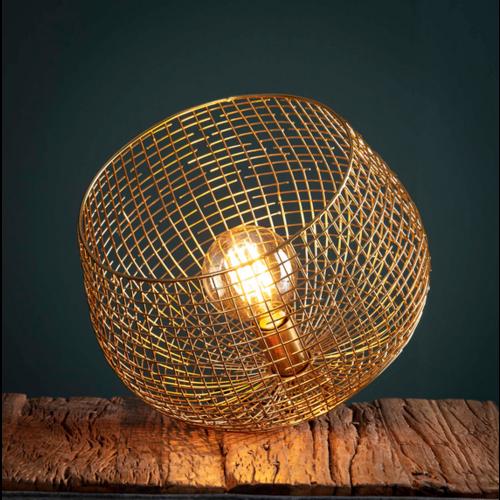Tafellamp Cecil in 2 varianten + led lamp cadeau