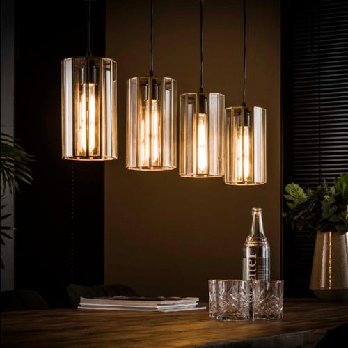 Hanglamp Emmeline + 4 led lampen cadeau