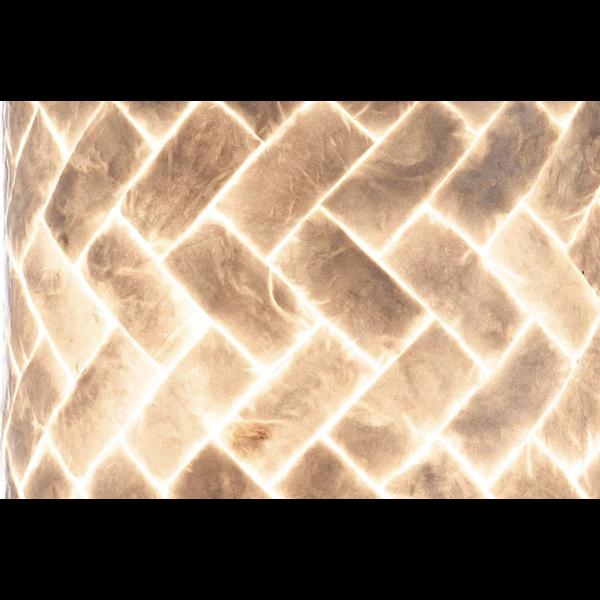 Vloerlamp Wodan Cilinder in twee maten