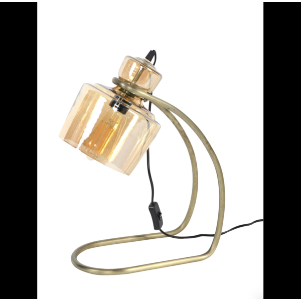Tafellamp Salas + led lamp cadeau