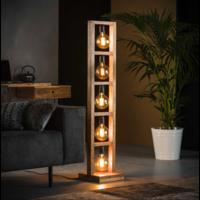 Vloerlamp Munoz + 5 led lampen cadeau