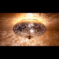 Plafondlamp Ameera Vintage Goud in 3 maten