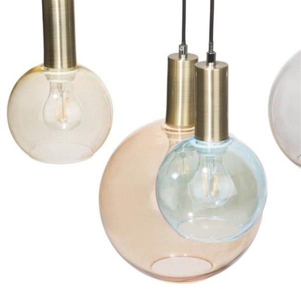 Hanglamp Gaby + 7 led gloeilampen cadeau