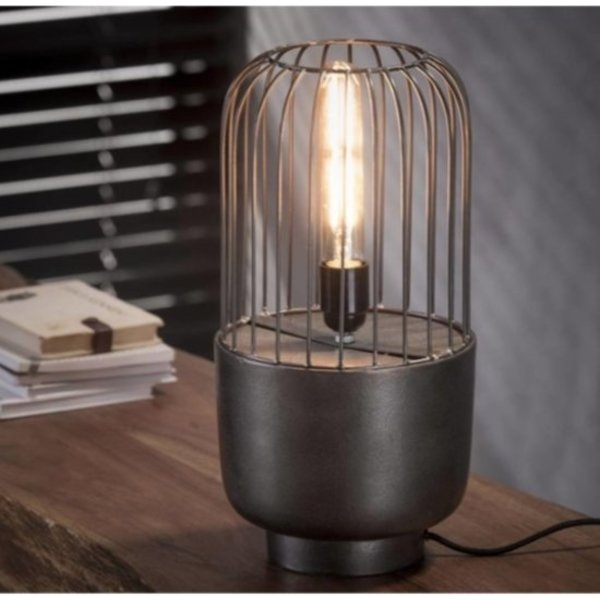 Tafellamp Berry + led lamp cadeau