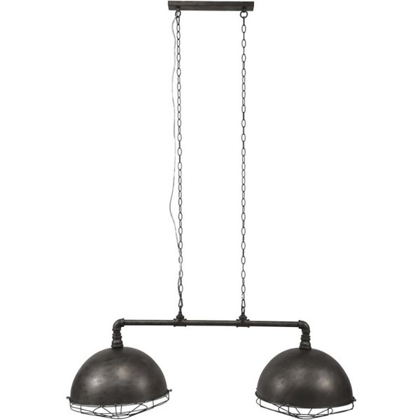 Hanglamp Oberon Raster + 2 led lampen cadeau