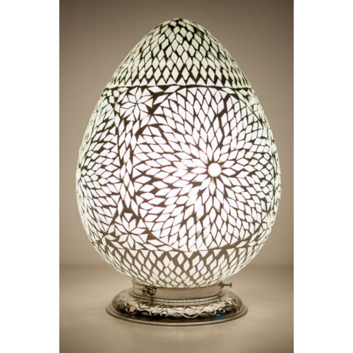 Tafellamp Guda transparant