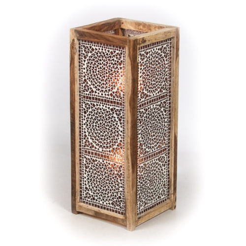 Vloerlamp Adra paars 60cm