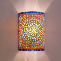Wandlamp Nemaa multi-colour