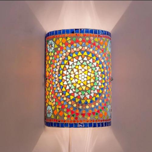 Wandlamp Nema multi-colour