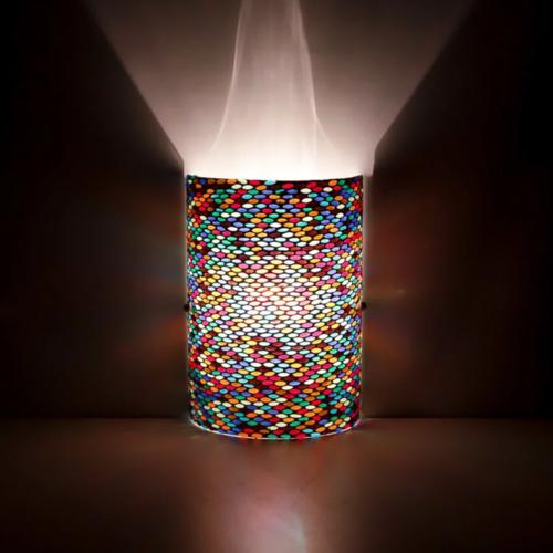Wandlamp Wijdan multi-colour