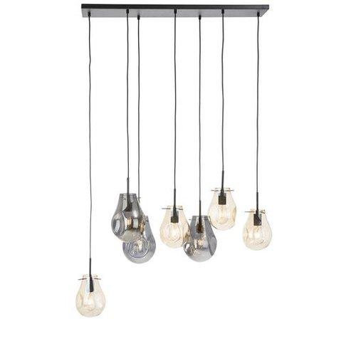 Hanglamp Charlie + 7 led lampen cadeau