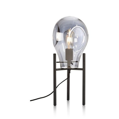 Tafellamp Charlie + led lampen cadeau