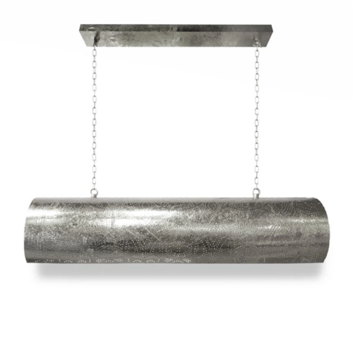 Hanglamp Ameera vintage vintage zilver horizontaal